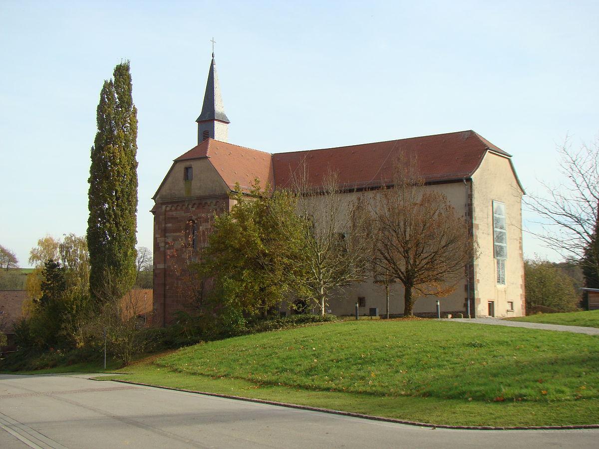 klosterkirche lobenfeld wikipedia. Black Bedroom Furniture Sets. Home Design Ideas