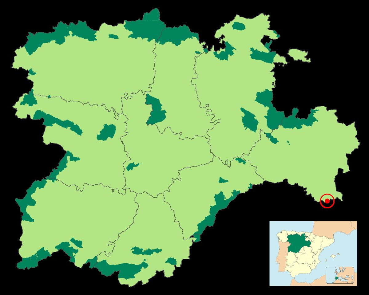 Sitio paleontológico de Cerro Pelado - Wikipedia, la enciclopedia libre
