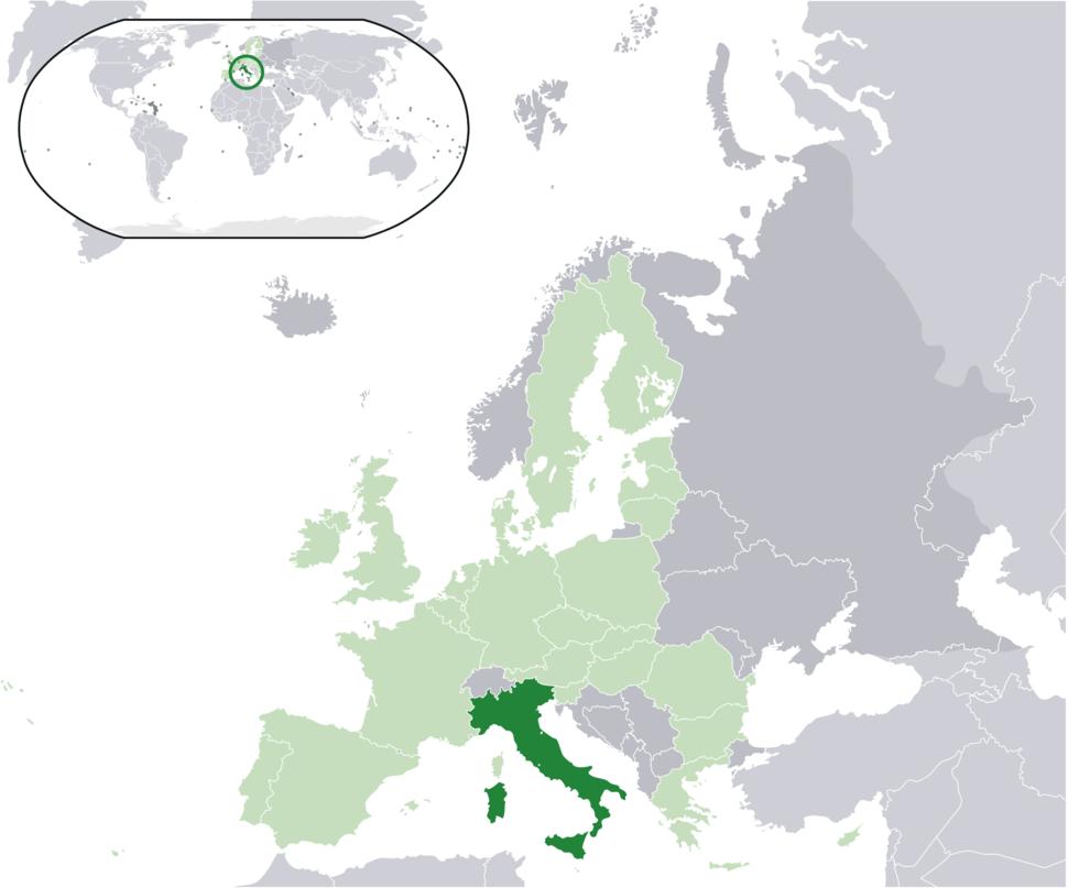 Location of Itālija