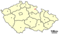 Location of Czech city Nachod.png