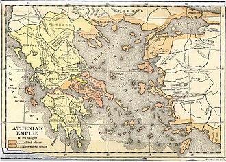 Opuntian Locris - Image: Locris ancient map