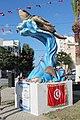 Loggerhead Monument in Le Kram Tunisia.jpg