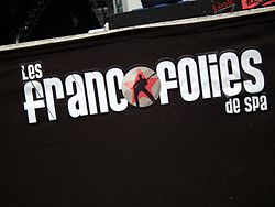 Image illustrative de l'article Francofolies de Spa