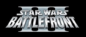 Non-official logo of Star Wars Battlefront III.