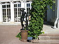 "Lomonosov. Palace and Park Ensemble ""Oranienbaum"". Upper Park. Sculpture Appolina at the Chinese Palace..JPG"