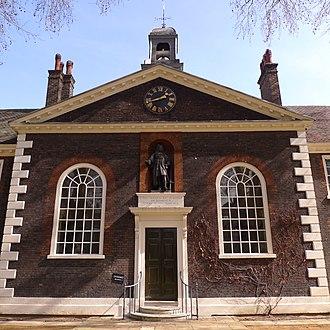 Geffrye Museum - Geffrye Museum façade