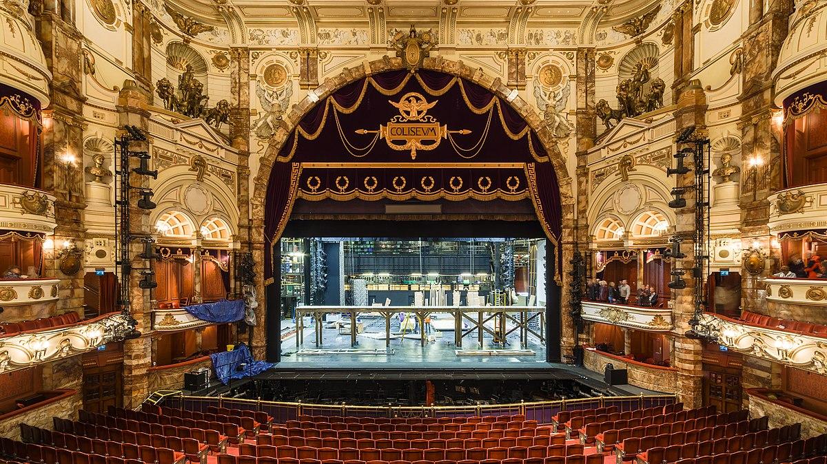 Театр лондона с картинками жюри