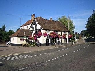 London Colney - The Bull public house