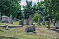 Looking SE across section D - Glenwood Cemetery - 2014-09-14.jpg