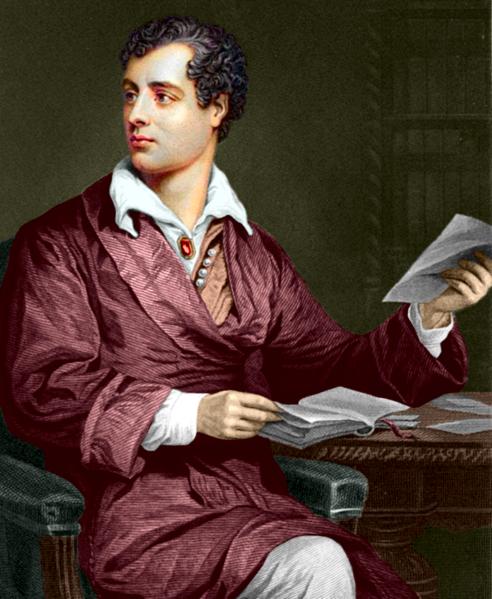 Selección de poemas de Lord Byron