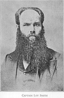 Lot Smith American Mormon pioneer