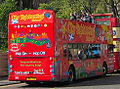 Lothian Buses open top tour bus 50x Dennis Trident SLF Alexander ALX400 T50x SSG City Sightseeing livery.jpg