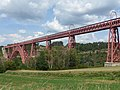 Loubaresse, Cantal, France. Viaduc ferroviaire de Garabit (plans larges) 04.jpg