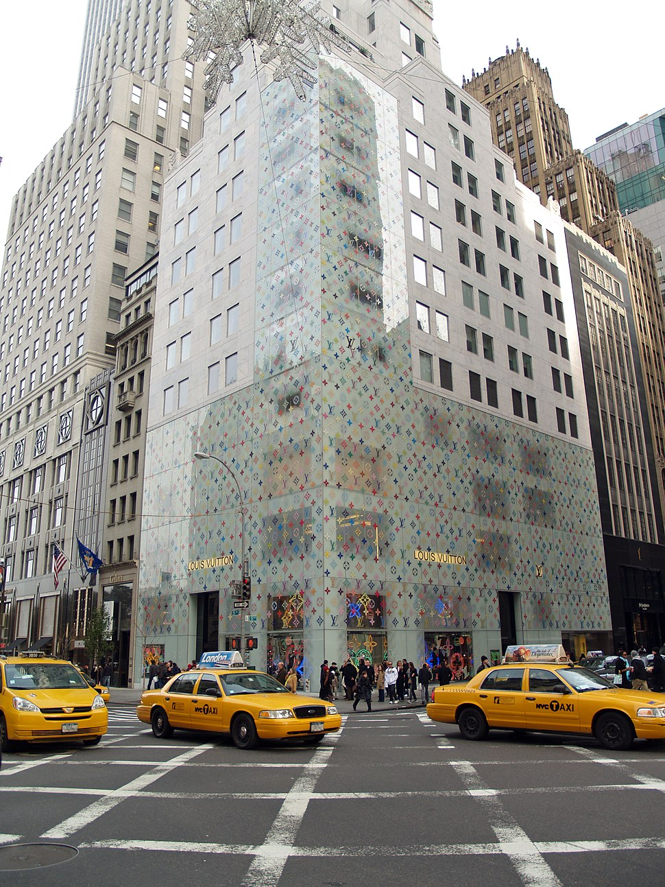Louis Vuitton Fifth Avenue New York City