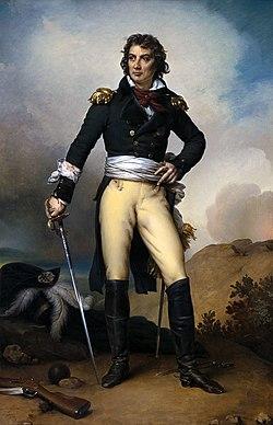 17 octobre 1793 : Les Vendéens sont défaits à Cholet 250px-Louis_d-Elbee