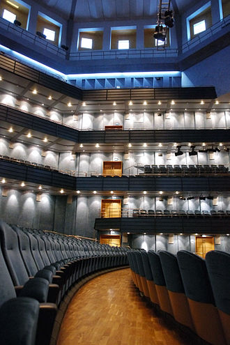 Norrköping Symphony Orchestra - Louis de Geer Concert Hall