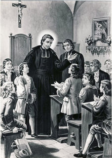 Louis de Montfort French Roman Catholic priest and confessor