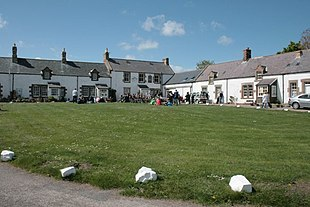 Low Newton-by-the-Sea in May 2007