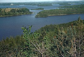 Lower Lough Erne from Ely Lodge Forest. - geograph.org.uk - 69237.jpg