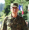 Lt. Gen. Koichi Isobe, the Eastern Army Commander of the Japanese Ground Self Defense Force 磯部晃一陸将.jpg