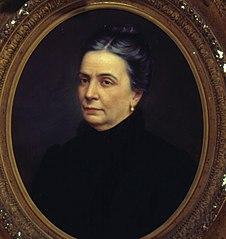 Retrato de Francisca Miquelina Pompeu do Amaral