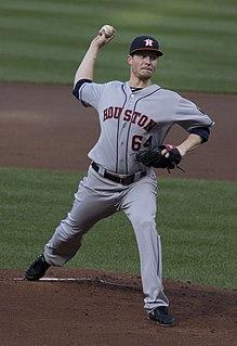 Lucas Harrell American baseball player