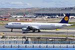 Lufthansa, Airbus A321-131, D-AIRA - MAD (22015291985).jpg