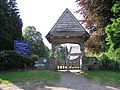 Lych gate, Horning Church - geograph.org.uk - 197244.jpg