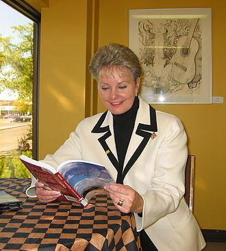 Saskatchewan general election, 1995 - Image: Lynda Haverstock Sept 22 2005