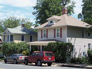 Lyon Park Historic District