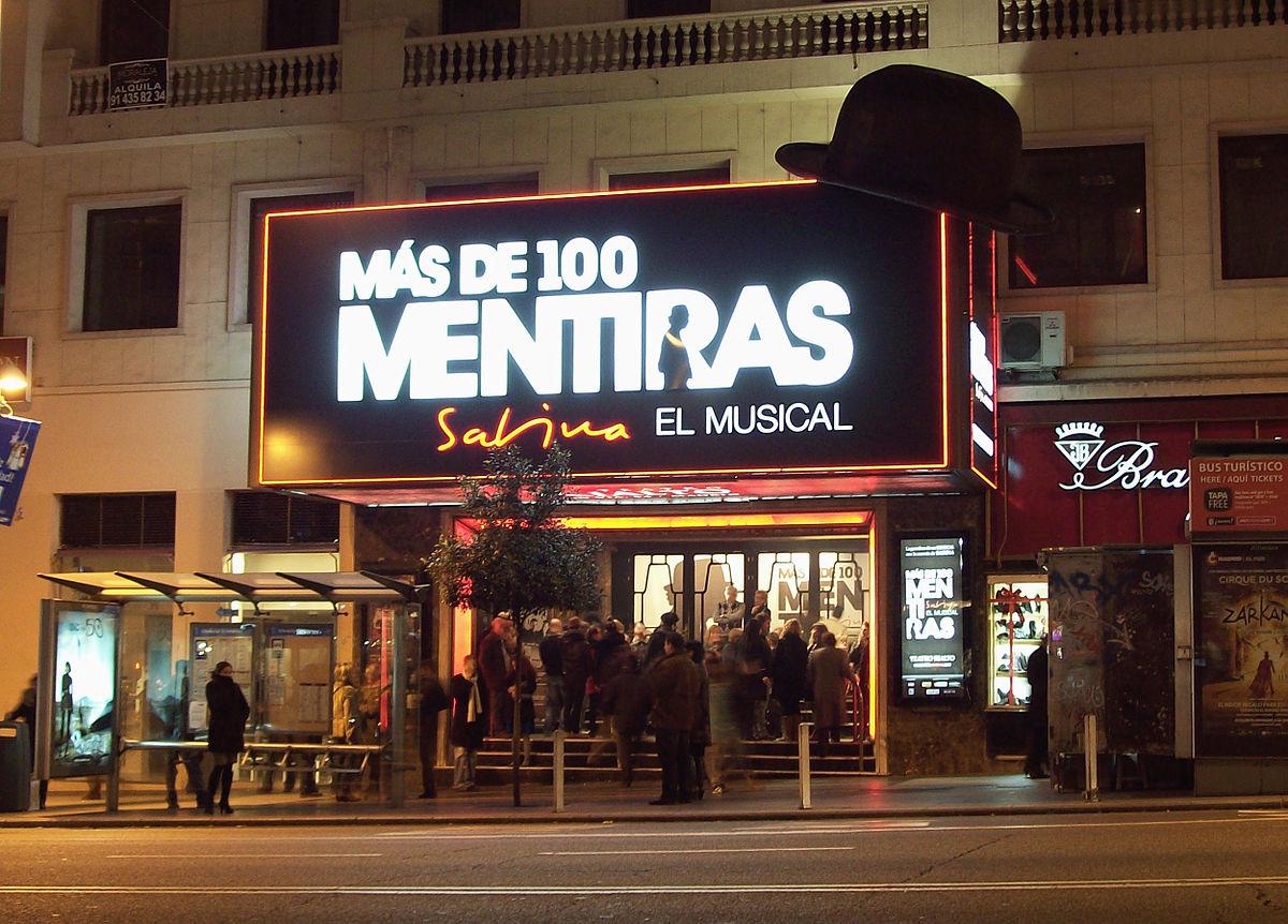 teatro rialto madrid wikipedia la enciclopedia libre