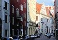 München, die Münzstraße mit Hofbräuhaus.JPG