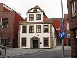 Münsterstraße in Steinfurt
