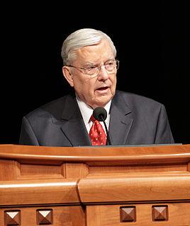 M. Russell Ballard Apostle of The Church of Jesus Christ of Latter-day Saints