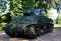 M4A4 Sherman at the Airborne Museum Hartenstein.jpg