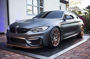 BMW M4 - BMW M4 GTS
