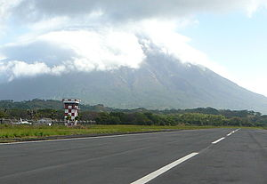 MNLP runway tower volcano.JPG