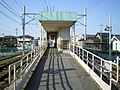 MT-Ogakie Station-Gate.jpg