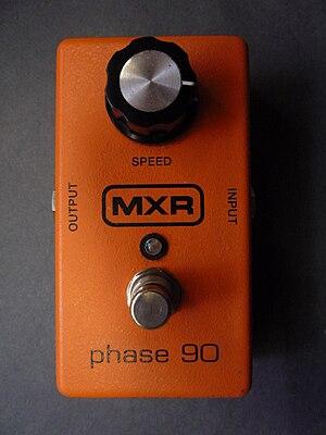 MXR Phase 90 - MXR M-101 Phase 90