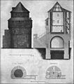 Maastricht, Wycker Kruittoren (1867).jpg