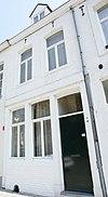 foto van Huis PRINS VAN ORANIEN-STADHOUDER met lijstgevel.
