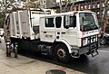 Mack Manager double-cab waste collection truck (DSNY), Harlem.jpg