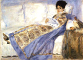 Madame Monet Reading Le Figaro.png