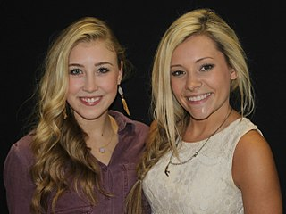 Maddie & Tae American female country music duo