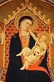 Madonna col bambino in trono di Bernardo Daddi,Orsanmichele (2).JPG