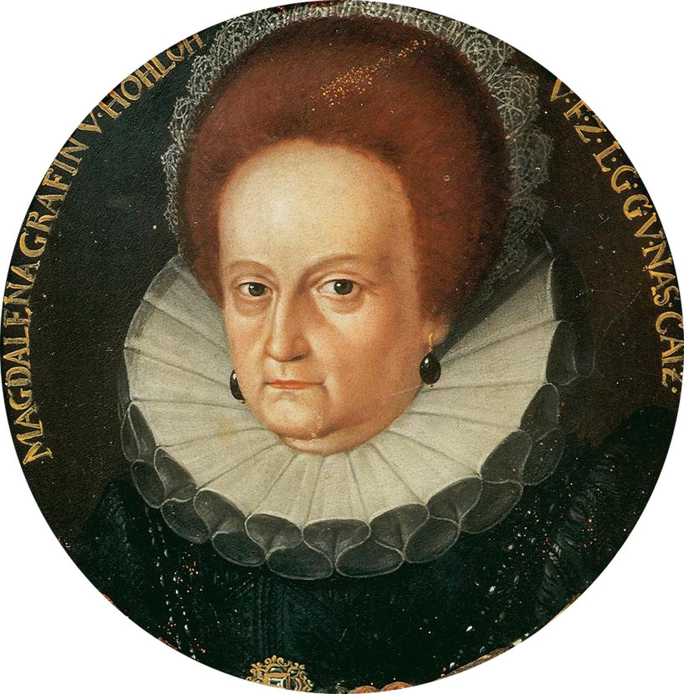 Magdalena von Nassau-Katzenelnbogen