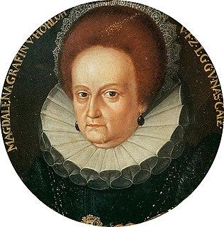 Magdalena of Nassau-Dillenburg German noblewoman