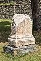 Magdalensberg Archaeologischer Park Grabaltar 02062016 2300.jpg