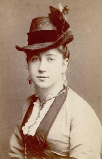 J. C. Williamson - Maggie Moore in the 1870s
