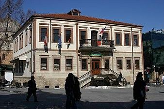 Δημαρχείο και το προξενιό